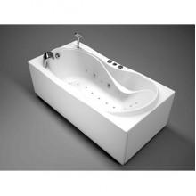 Акриловая ванна с гидромассажем